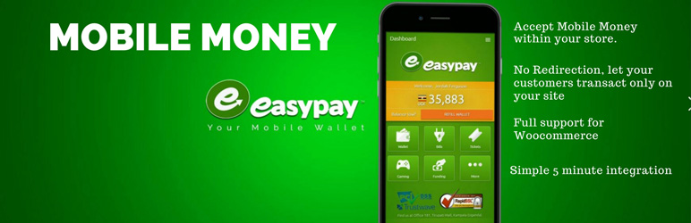 How Easypay Mobile Money WordPress Plugin eases integration of e